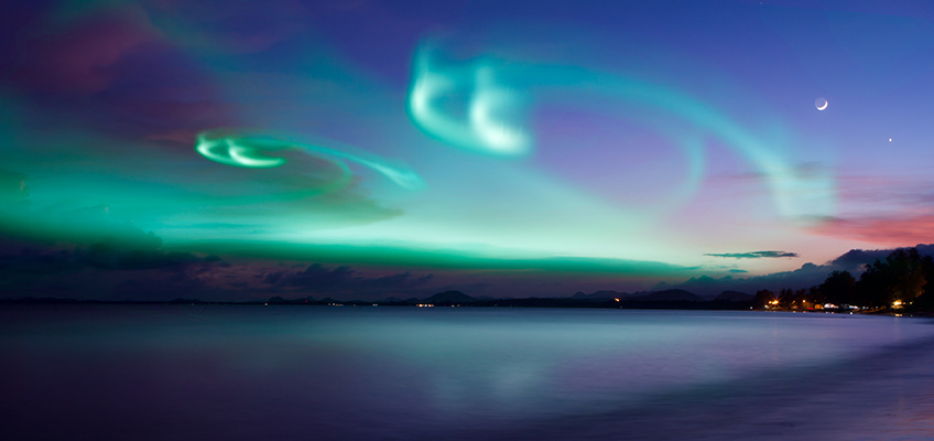 GCI Commentary Earth Atmoshpere, Schumann Resonance and the Ionosphere