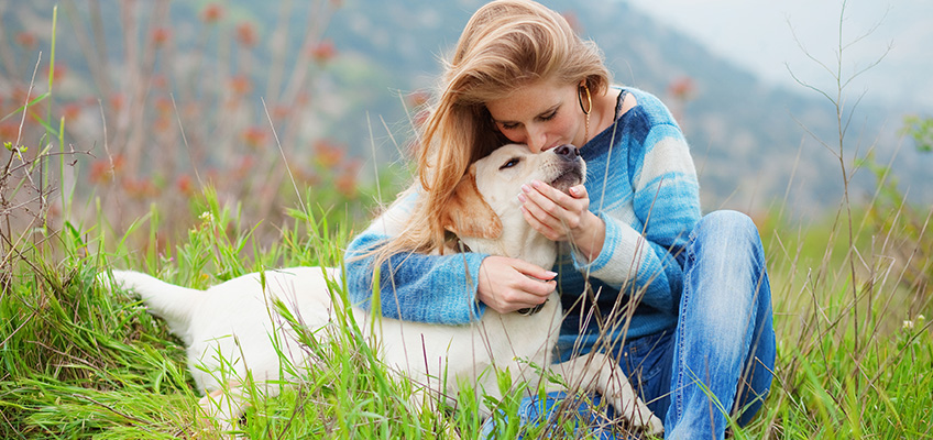 Pets: Making a Connection That's Healthy for Humans