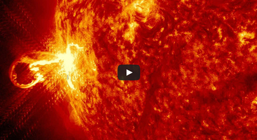 GCI Commentaries Solar Cycle News; DNA, Magnetic Fields and Biological Information Transfer