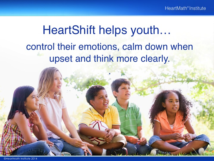 HMI HeartShift Tool for Ages 7-11 PP Slide 2