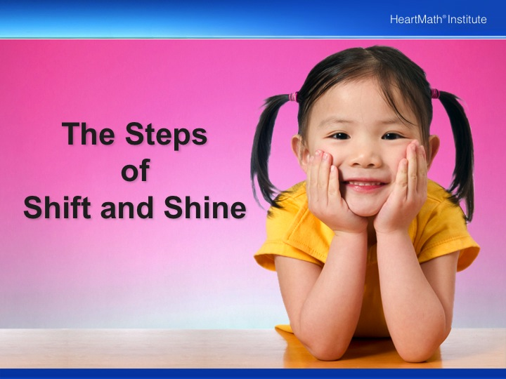 HMI Shift and Shine Technique for Ages 3 -6 PP slide 5