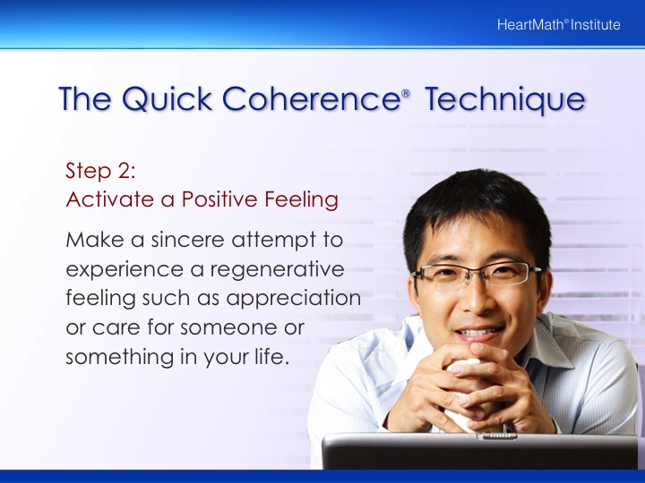 HMI The Quick Coherence Technique for Adults PP Slide 4