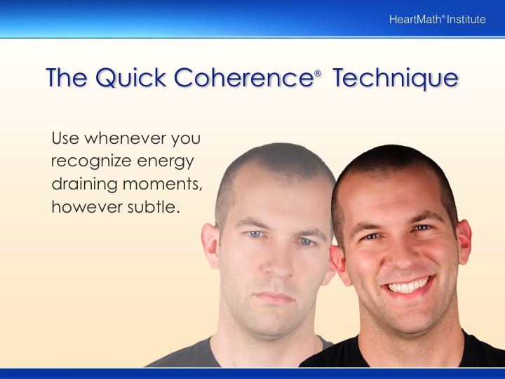 HMI The Quick Coherence Technique for Adults PP Slide 5