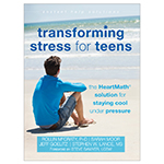 Transforming Stress Teen Book