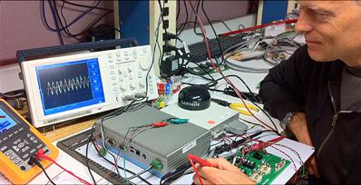 Sensor site technology