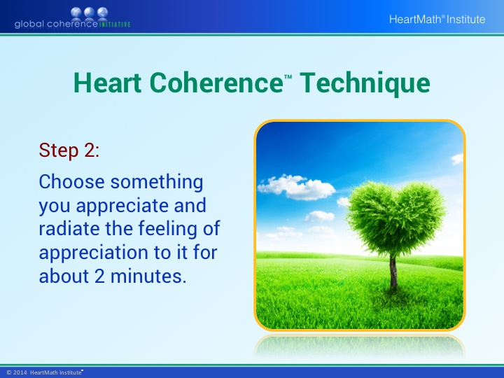 HMI GCI Introductory Heart Coherence Technique PP Slide 3