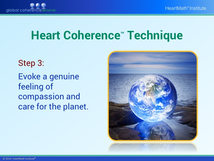 HMI GCI Introductory Heart Coherence Technique PP Slide 4