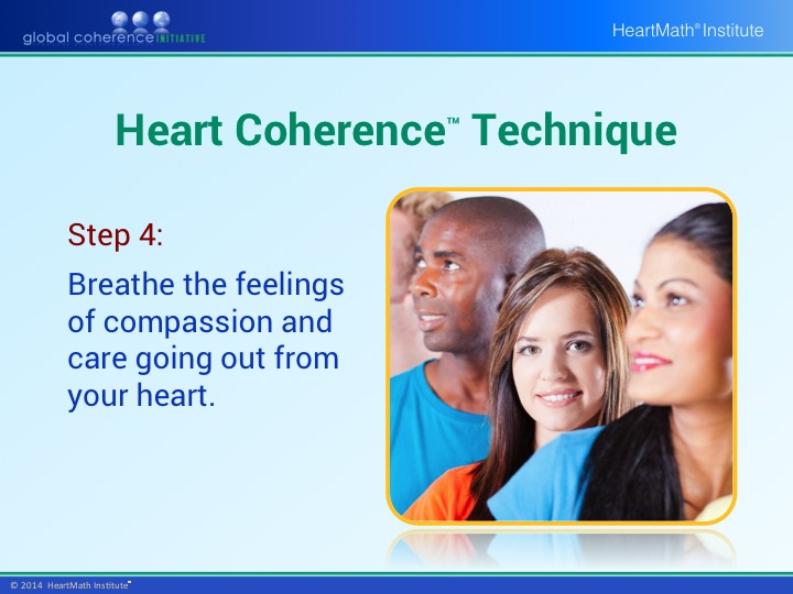 HMI GCI Introductory Heart Coherence Technique PP Slide 5