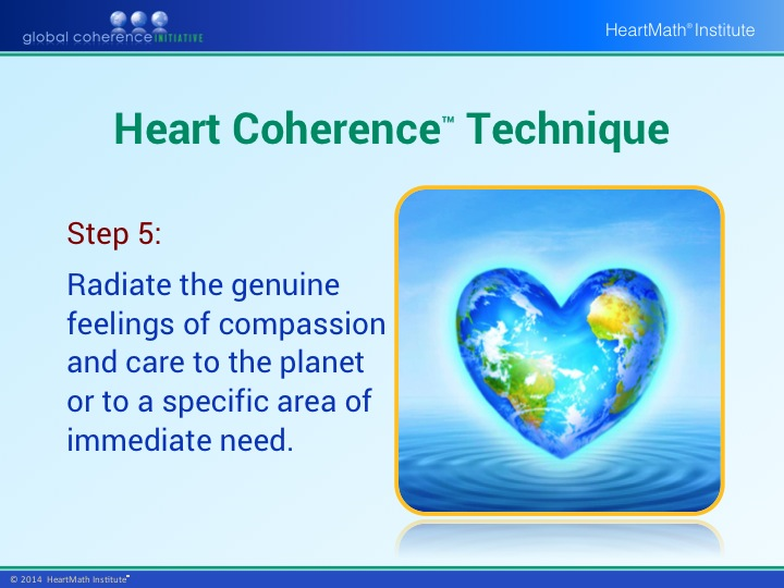 HMI GCI Introductory Heart Coherence Technique PP Slide 6