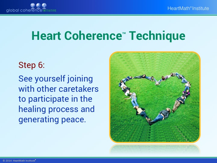 HMI GCI Introductory Heart Coherence Technique PP Slide 7