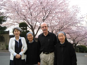Doctor Uses emWave® in South Korean Orphanages two nuns, Christine and husband