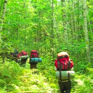 HeartMath Helps New Vision Wilderness Reach At-Risk Youth in Rural Wisconsin Steve Sawyer hikers