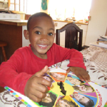 HeartMath Making Difference for South African Youth boy spinner game