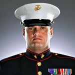 HMI Stories Donations Michael Blair Marine Corps uniform