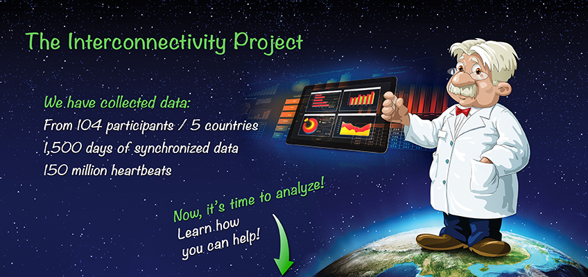 Interconnectivity project blog fundraising research