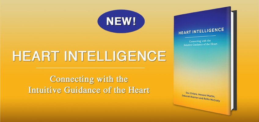 Heart Intelligence Book