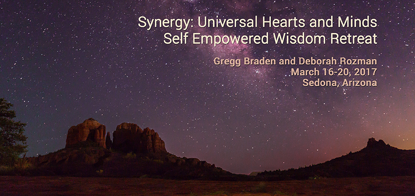 Synergy: Universal Hearts and Minds Self Empowered Wisdom Retreat 2017