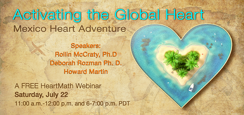 Activating the Global Heart Mexcio Heart Adventure webinar