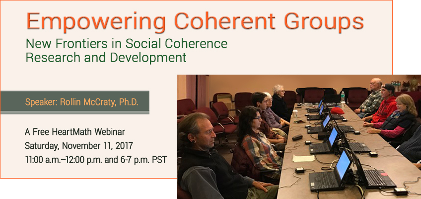 Empowering Coherent Groups webinar