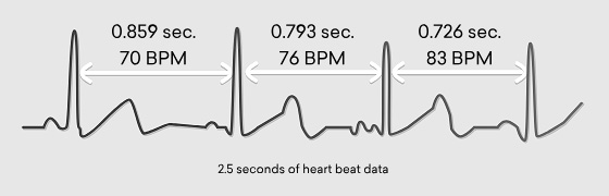 Heart Beat Data