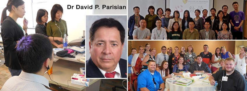 Dr. David Parisian, Humanitarian Heart Award 2018