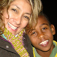 Humanitarian Heart Award Recipient – Tammy Cunningham