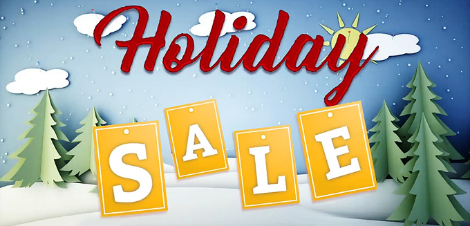Create The Joy! HMI Holiday Sale
