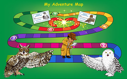 My Adventure Map