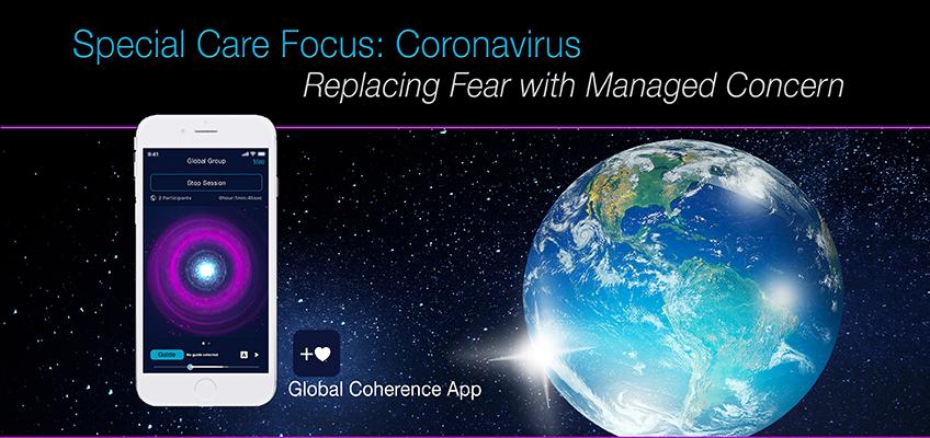 Global Coherence Special Care Focus Coronavirus blog 3-20