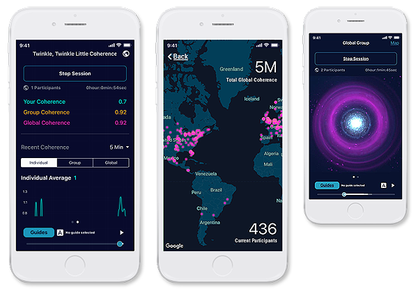 Global Coherence App