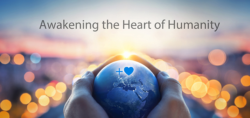Awakening the Heart of Humanity blog June 2020