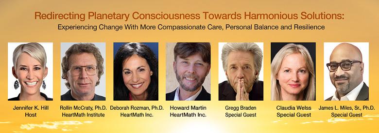 Redirecting Planetary Consciousness Towards Harmonious Solutions
